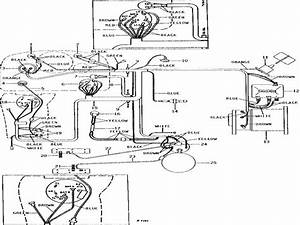 4020 12 Volt Alternator Wiring Diagram