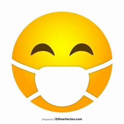 Emoji Mask Face Medical Clip Emoticon Smiley