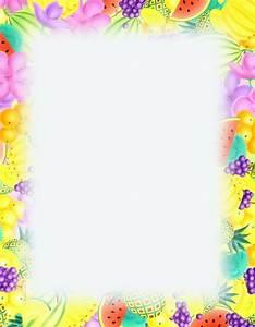 summer clip art borders – Clipart Download