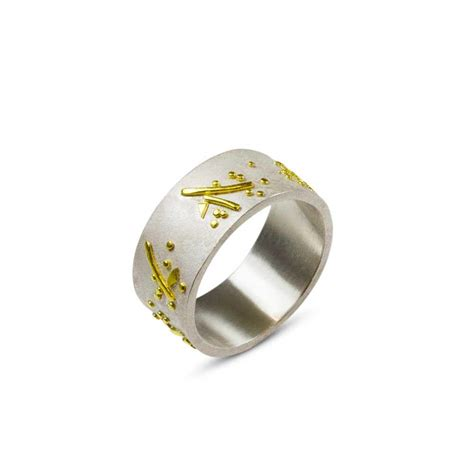 buy branching out 22k and silver wedding ring at troske jewelry for only 675 00