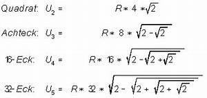 Achteck Berechnen : mp berechnung des kreisinhalts und kreisumfangs matroids matheplanet ~ Themetempest.com Abrechnung