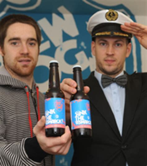 brewdog sink the bismark the strong beer war continues