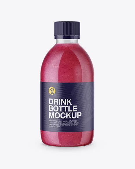 Metallic drink bottle with holder mockup to showcase your branding packaging design in a photorealistic look. Download Psd Mockup Bottle Clear Drink Mockup Pack Package ...