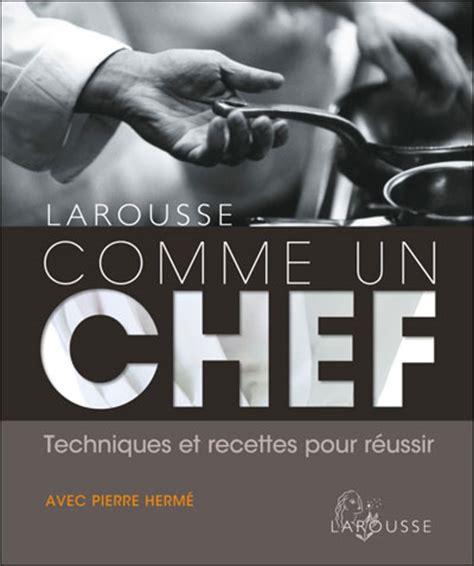livre de cuisine top chef jus léger de volaille du livre comme un chef le culinarium