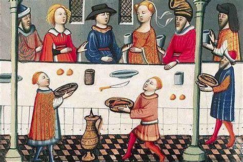 Banchetto Medievale by Banchetto Medioevale Con Le Ricette Di Martino Gardapost