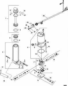 Mercury Marine 40 Hp Efi  3 Cylinder   4