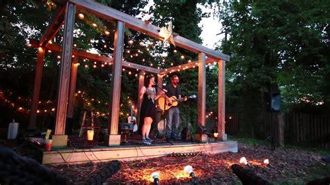 lauren light backyard stage greensboro nc youtube