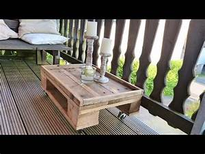 Tisch Aus Paletten : diy tisch aus paletten und beton selber bauen beton schreibtisch tisch bauen anleitung ~ Yasmunasinghe.com Haus und Dekorationen