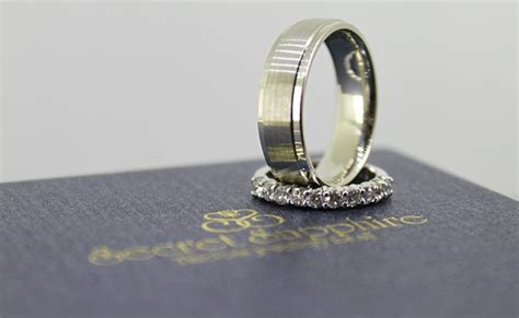 19k white gold and womens wedding bands tsao