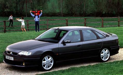 renault safrane renaults sedans 21 turbo quadra safrane and laguna
