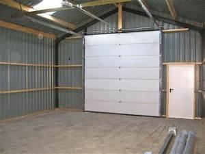 Hangar Metallique En Kit D Occasion : tole bardage hangar ~ Nature-et-papiers.com Idées de Décoration