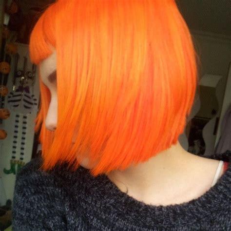 25 Best Ideas About Orange Hair Colors On Pinterest