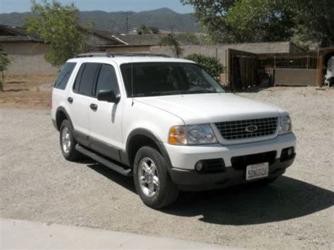 purchase   ford explorer trac wd dr  speed