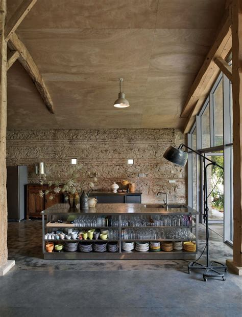 Rustic Industrial Interior Design Exles by Rustic Meets Modern In By Design