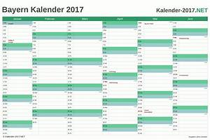 Kalender Juni 2017 Zum Ausdrucken : kalender 2017 bayern ~ Whattoseeinmadrid.com Haus und Dekorationen