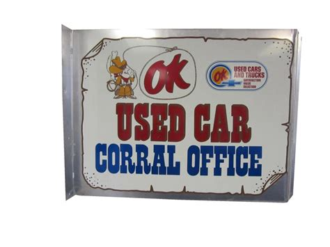 highly desirable chevrolet   cars corral office double