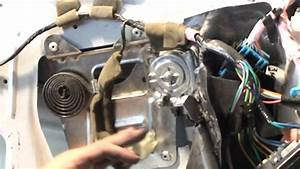 Power Window Motor Install