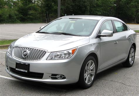 Buick Lacrossse by Buick Lacrosse