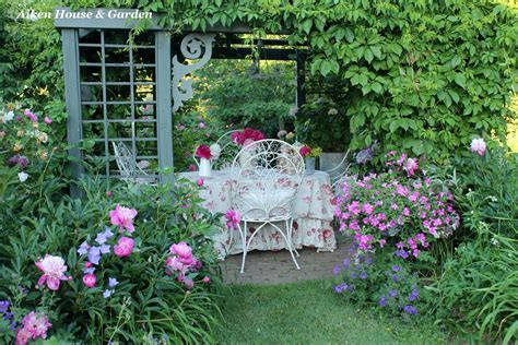 garden styles romantic garden style real estate house and home