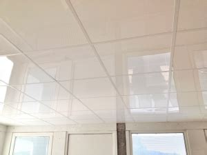 plaques de faux plafond ceiling tiles easily washable installation haccp