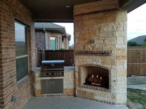 fire features texas outdoor oasis outdoor fireplaces