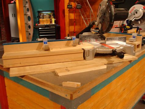 How To Add A Miter Saw Stop  Howtos Diy
