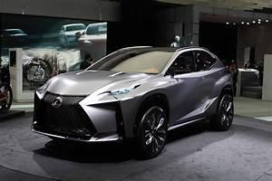 Image: Lexus LF-NX Turbo concept - 2013 Tokyo Motor Show ...
