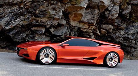 Bmw M1 Hommage Concept Car