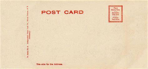 34+ Blank Postcard Templates - PSD, Vector EPS, AI   Free ...