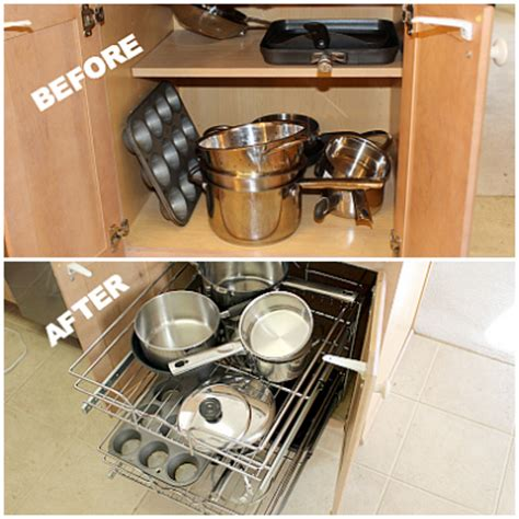 kitchen cabinet organizing systems a proven system for kitchen cabinet organization hometalk 5623