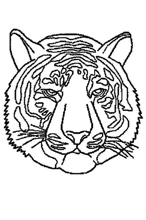 Kleurplaat Volwassenen Tijger by Moeilijke Kleurplaten Voor Volwassenen Een Leeuw