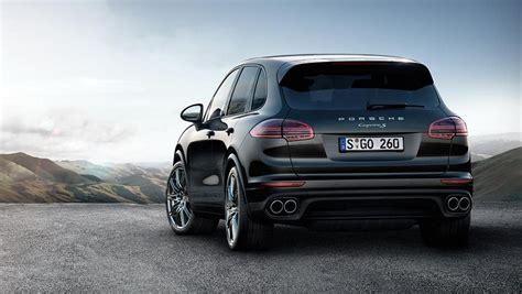Porsche Cayenne Picture by Porsche Expands Platinum Edition