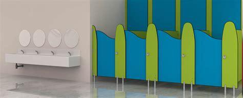 tiny tots washroom  schools cubicle systems