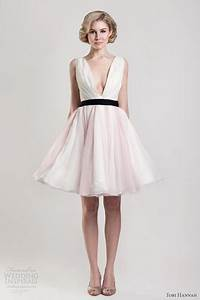 pink short wedding dresses With short pink wedding dresses