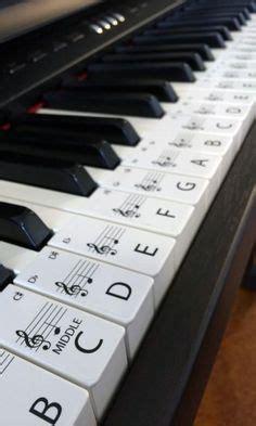 Klicke auf notennamen ausblenden über der klaviertastatur, um die notennamen auszublenden. Arbeitsblätter zum Thema Notenzeilen und Klaviertasten mit ...