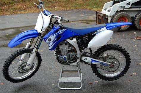 2007 yamaha yz 450 f moto zombdrive