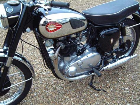 1962 Bsa A10 Classic Motorcycle Pictures