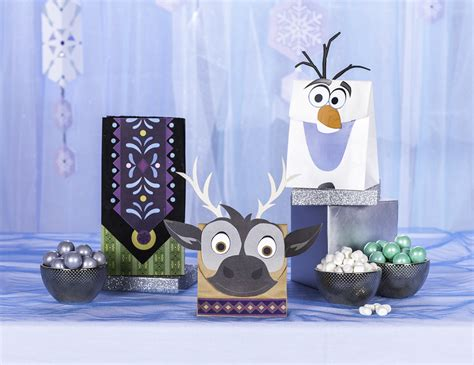 frozen party goodie bags disney family