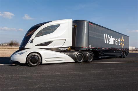 concept truck walmart advanced vehicle experience concept interior
