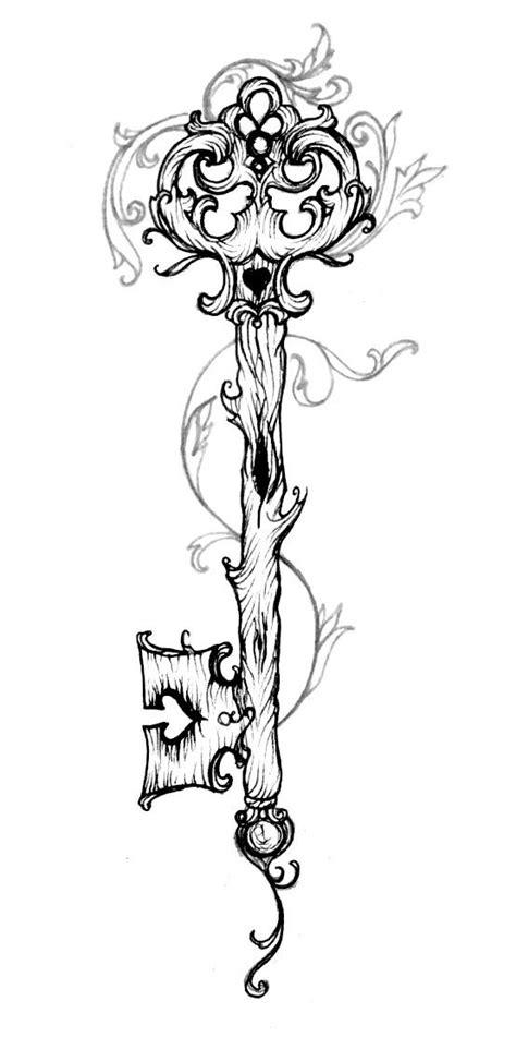 Quero ser Picasso   Key tattoos, Key drawings, Sleeve tattoos