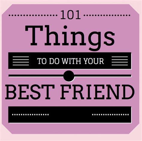 101 Things I About Your House by 101 Things To Do With Your Best Friend Stylish For