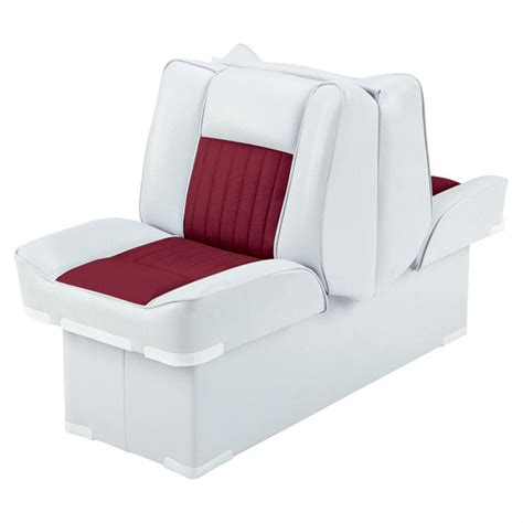 Back To Back Boat Seats For Sale Canada by Wise 174 Designer Series Back To Back Lounge Boat Seat With