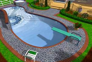 free swimming pool design software online tool With swimming pool design software free