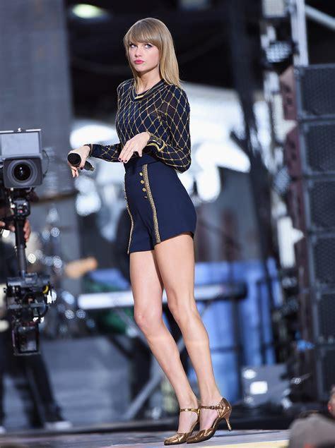 Taylor Swift, women, singer, blonde, blue eyes, lipstick ...