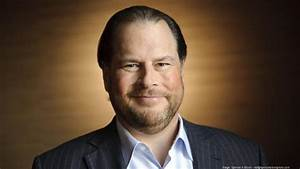 Newsmaker 2014: Salesforce CEO Marc Benioff becomes a ...