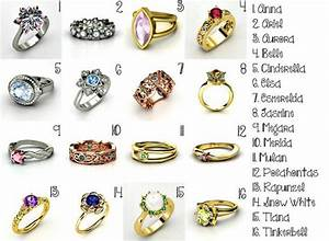 best disney princess wedding rings collection a bunch of With disney collection wedding rings