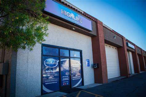 top  auto repair shops  mesa az highline car care