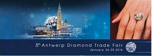 Fifth Edition of the Antwerp Diamond Trade Fair to be held ...