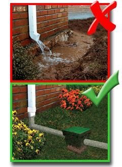 drainage problem solutions home ta brickpavers com