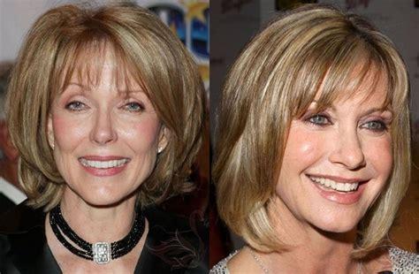 24 Best Medium Haircuts For Older Women Over 50 & Hair